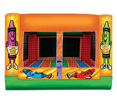 Crayon Indoor Bounce