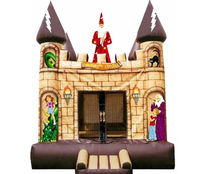 Harry Potter Bouncy Castle