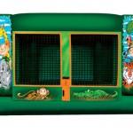 Jungle Indoor Bouncy Castle