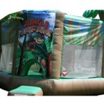 Jungle Safari Bouncy Castle