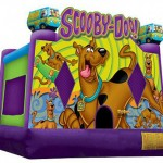 Scooby Doo 2 Bouncy Castle