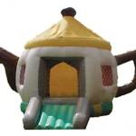 Tea Pot Bouncy Castle