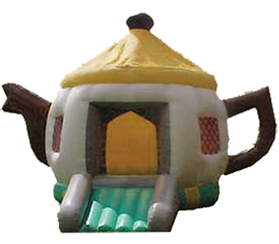 Tea Pot Bounce