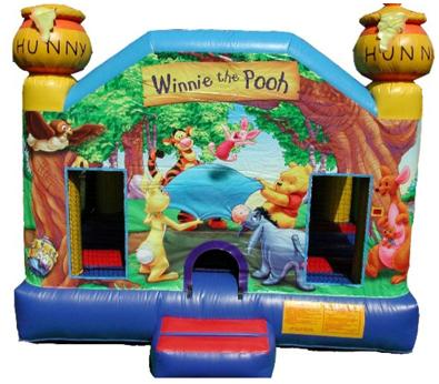 Winnie the Pooh Bounce
