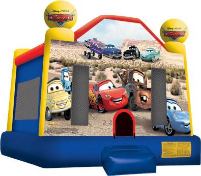 Disney Cars Bounce