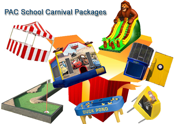 PAC School Church Packages