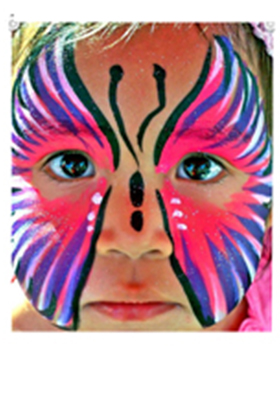 Face Painter Entertainer