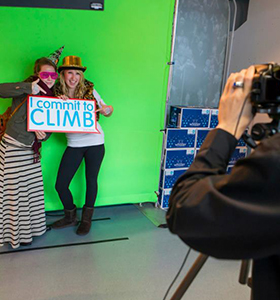 Green Screen Photo Booth Rentals