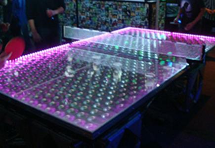 LED Ping Pong Rentals