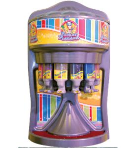 Pucker Powder Machine Rentals