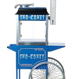Sno Cone Machine Rentals