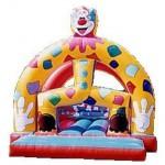 Jester the Clown Bouncy Castle