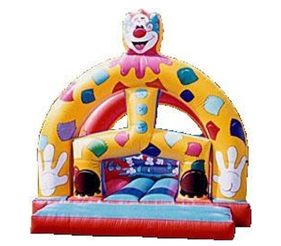 Jester the Clown Bounce