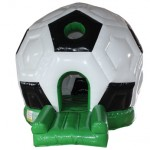 Soccer Ball Bouncy Castle