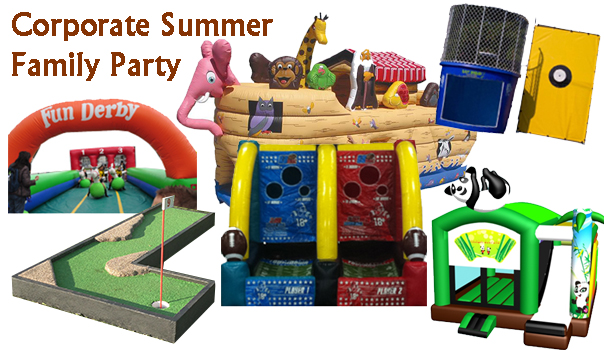 Corporate Summer Family Party