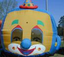 Clown Face Balloons