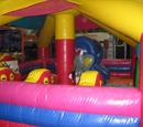 Big Top Toddler Bouncy Castle