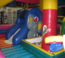 Big Top Toddler Ball Pit