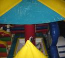 Big Top Toddler Bounce