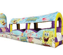 Sponge Bob Surf 'n' Slide Water Bounce