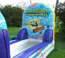 Sponge Bob Surf 'n' Slide Bounce