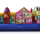 Toy Town Toddler Bouncy Castle