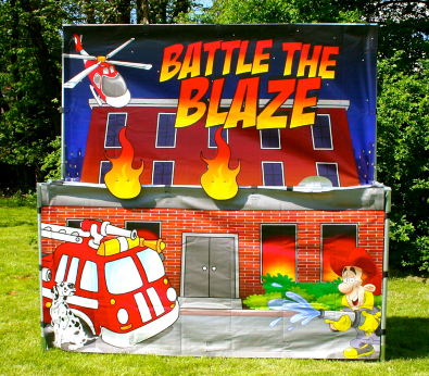 Battle the Blaze